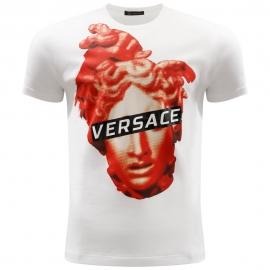 VERSACE - Medusa Head T-Shirt