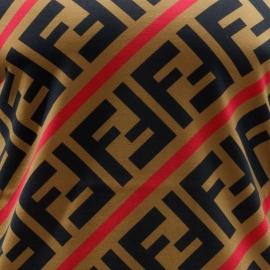 FENDI - Roma T-Shirt