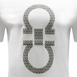 SALVATORE FERRAGAMO - Logo T-Shirt