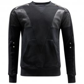 BALMAIN - Zip Sweatshirt