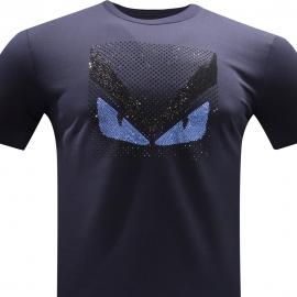 FENDI - Monster Stras T-Shirt