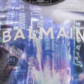 BALMAIN - City Print T-Shirt