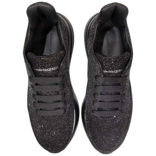 ALEXANDER MCQUEEN - Leather Trainers