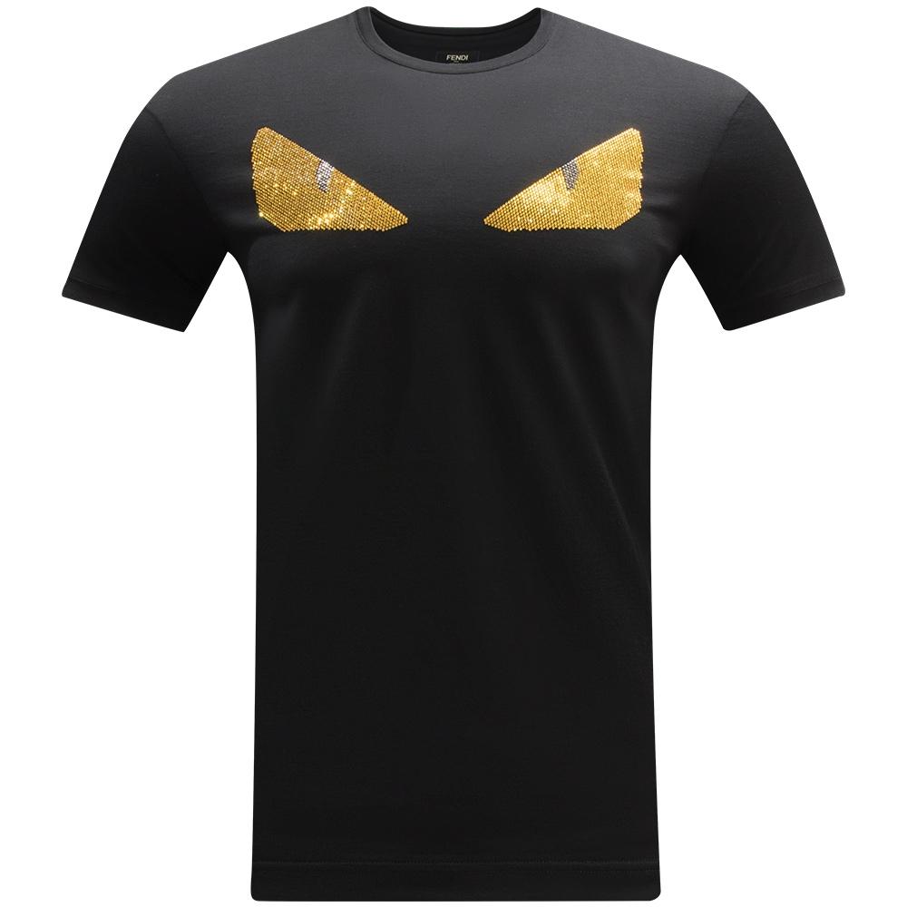 FENDI - Bag Bugs T-Shirt