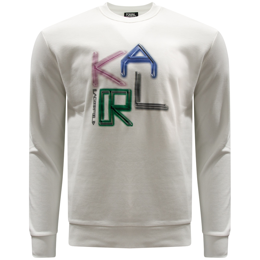 KARL LAGERFELD - Karl Jumper