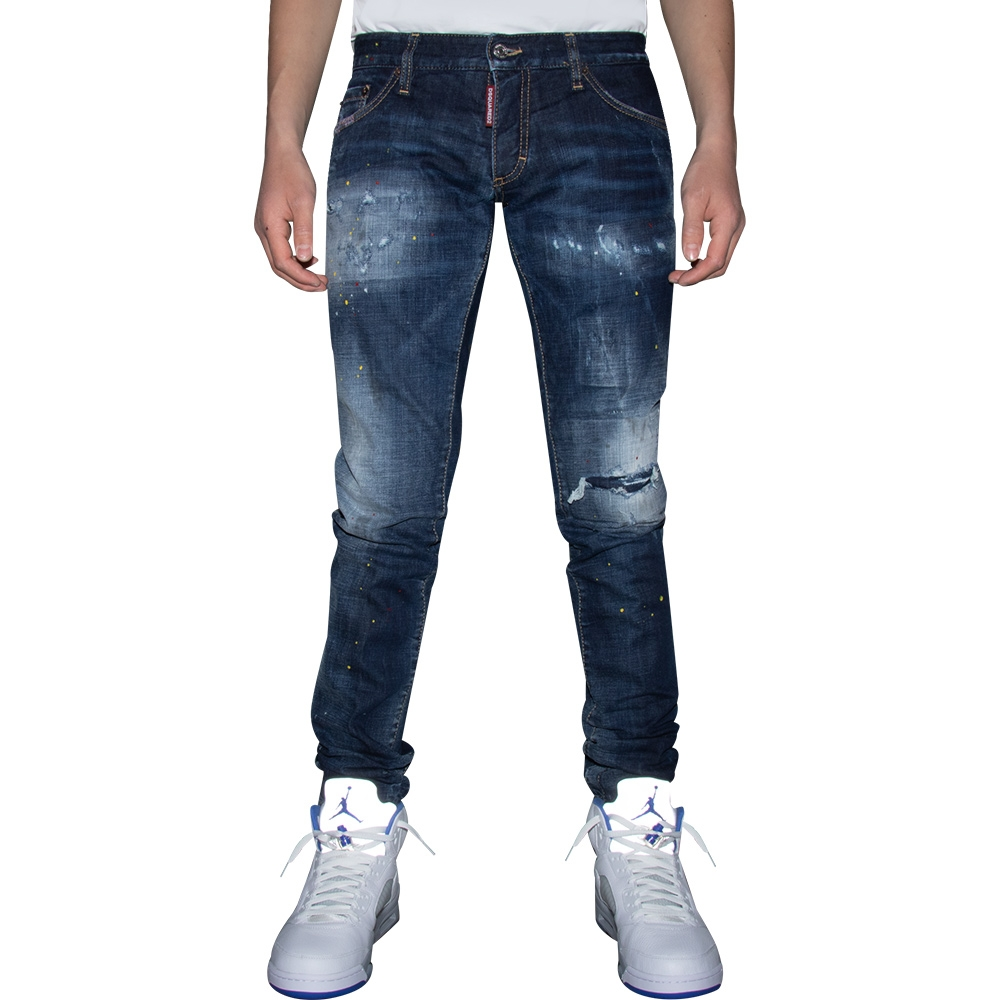 DSQUARED2 - Anniversary Super Low Jeans