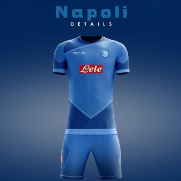 SSC Napoli and Giorgio Armani's EA7 in Talks for a Kit Deal